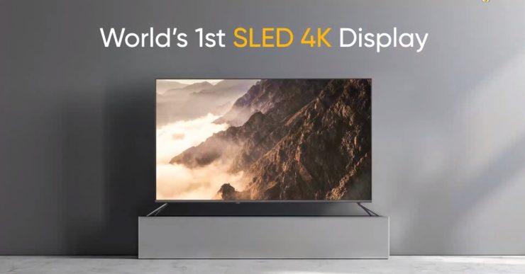 Smart TV SLED