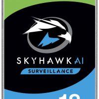 Seagate lanza su disco duro mecánico SkyHawk AI de 18TB de capacidad