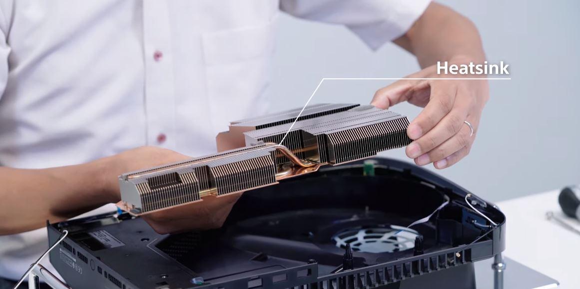 Cooler de la PlayStation 5