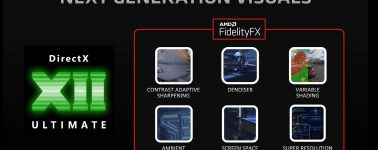 AMD está trabajando en su propia tecnología «Nvidia DLSS», llegará también a las consolas