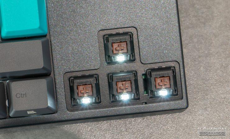 Varmilo VA88M - Interruptores Cherry MX Brown