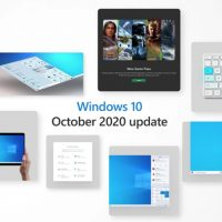 Microsoft lanza la actualización Windows 10 October 2020 Update