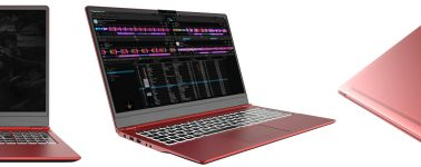 XMG DJ 15: Equpo portátil que quiere reemplazar a los MacBook en el negocio de los DJs