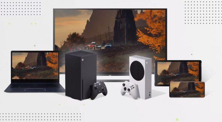 Xbox Series X|S y Xbox Game Pass