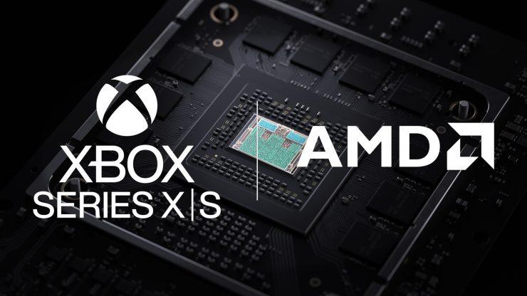Xbox Series X-S con arquitectura AMD RDNA2