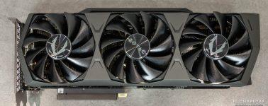 Review: Zotac Gaming GeForce RTX 3090 Trinity