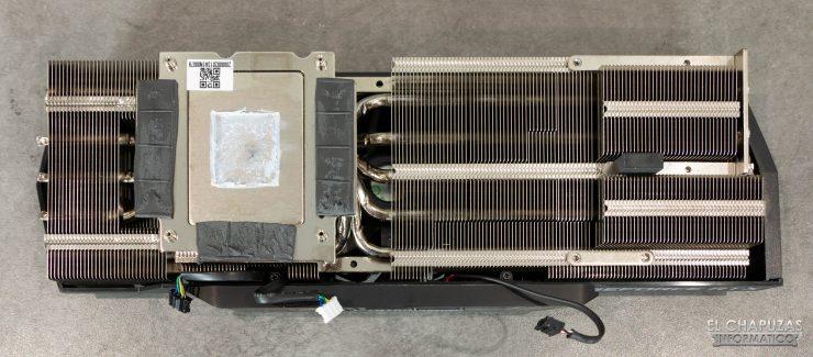 Zotac Gaming GeForce RTX 3090 Trinity - Disipador