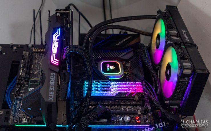 Zotac Gaming GeForce RTX 3090 Trinity - Equipo de pruebas 2