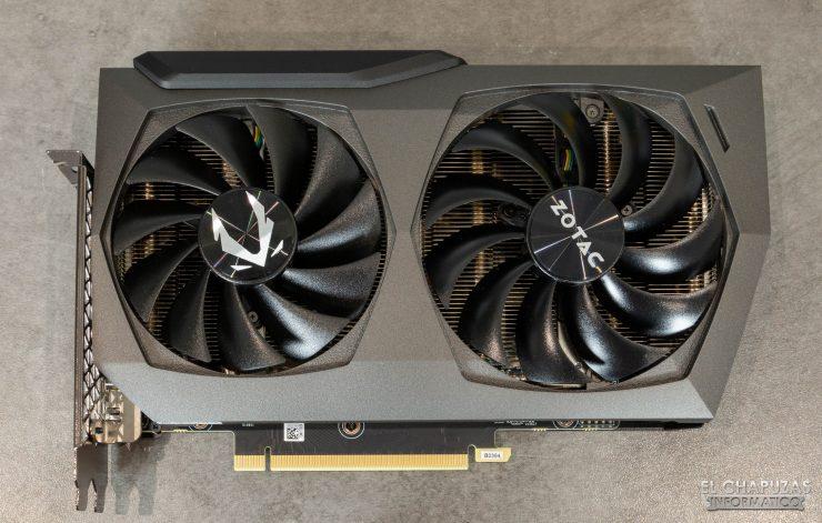 Zotac GeForce RTX 3070 Twin Edge 1