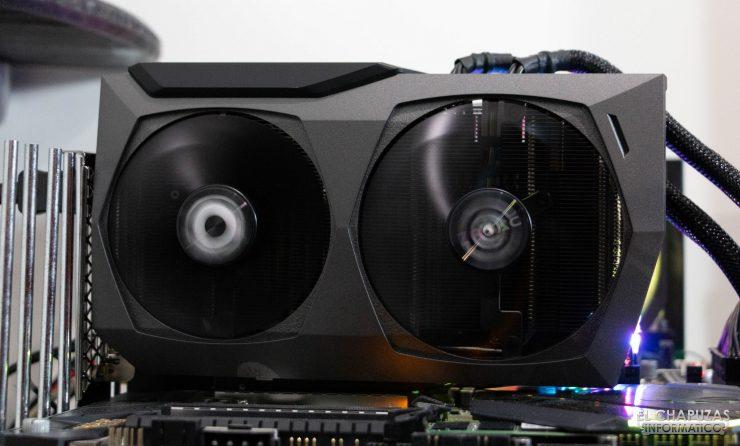 Zotac GeForce RTX 3070 Twin Edge - Equipo de pruebas 3
