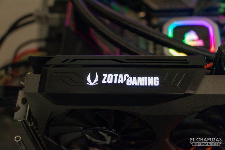Zotac GeForce RTX 3070 Twin Edge - Equipo de pruebas 4