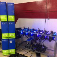 Las GeForce RTX 3080 compradas por bots fueron a parar a las granjas de minado de Ethereum