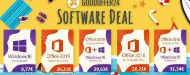 Llévate Windows 10 desde 6,26 euros o Windows 10 LTSC por 8 euros