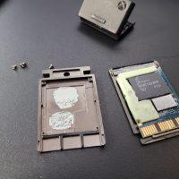Así luce por dentro la tarjeta de expansión de memoria de la Xbox Series X