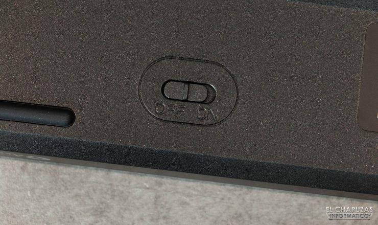 AKKO 3068 - Base - Interruptor