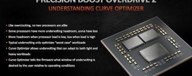 AMD introduce la posibilidad de realizar undervolting con el Precision Boost Overdrive 2