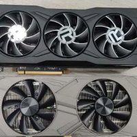 Así luce la AMD Radeon RX 6800 XT junto a la Nvidia GeForce RTX 3070