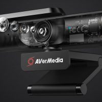 AVermedia Live Streamer CAM 513: Webcam con un sensor Sony 4K para streamers