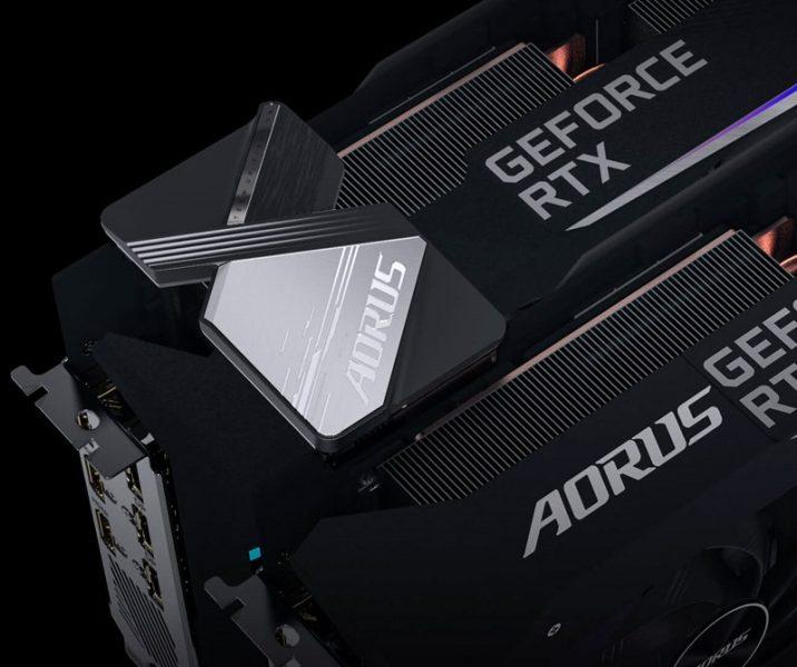 Gigabyte Aorus GeForce RTX NVLink