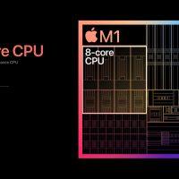 El MacBook Air (Apple M1) se deja ver por AnTuTu rompiendo la barrera del Millón de puntos