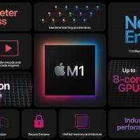 El procesador Apple M1 es capaz de minar Ethereum, aunque con un Hash Rate de 2 MH/s