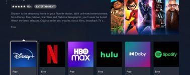 Las consolas Xbox Series X|S vendrán repletas de aplicaciones de entretenimiento