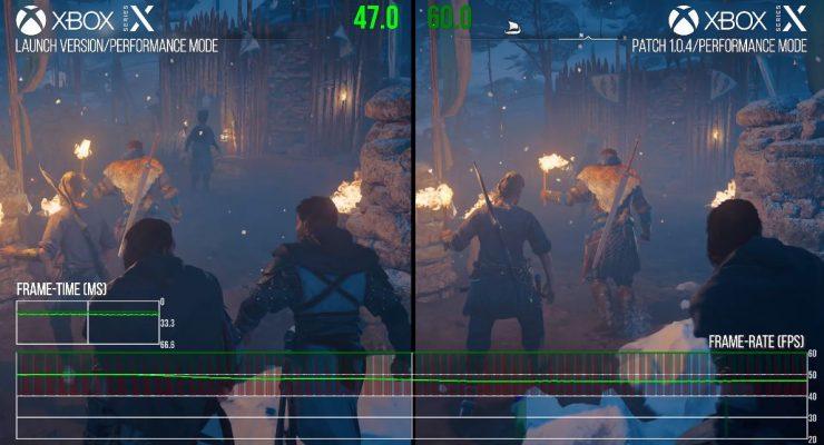 Assassin's Creed Valhalla 1.04