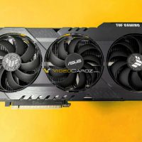 Asus GeForce RTX 3060 Ti TUF Gaming filtrada en imágenes