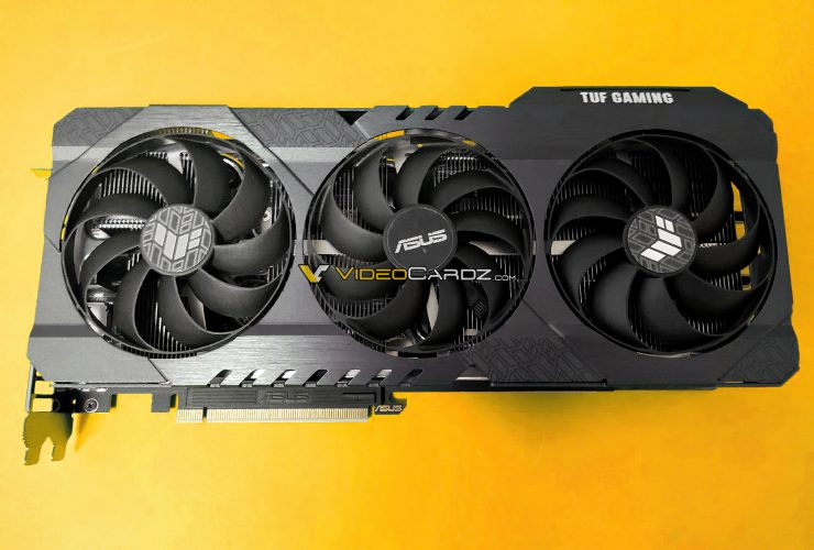 Asus GeForce RTX 3060 Ti TUF Gaming 740x500 1