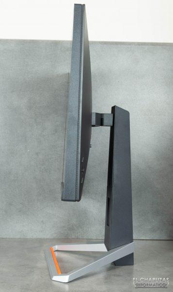 BenQ Mobiuz EX2710 - Vista lateral 2