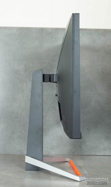 BenQ Mobiuz EX2710 - Vista lateral 1