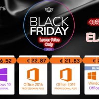 Aprovecha el Black Friday y llévate Windows 10 desde 5,35€; Windows 10 LTSC por 7,68€