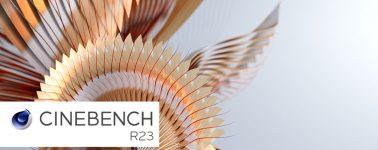 Maxon anuncia el lanzamiento del benchmark Cinebench R23, añade soporte a la CPU Apple M1