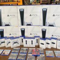 El ya famoso grupo de revendedores alardea de haber comprado otras 2.000 consolas