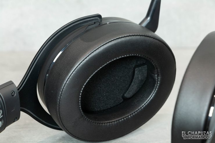Corsair HS70 Bluetooth - Almohadillas