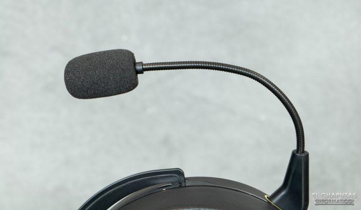 Corsair HS70 Bluetooth - Micrófono