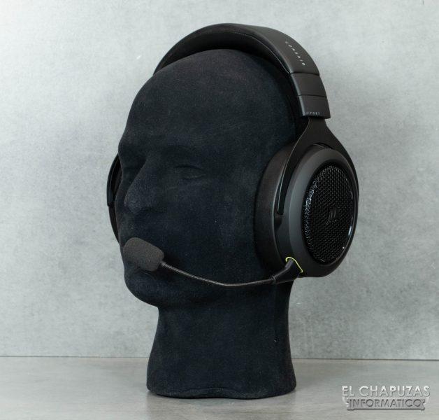 Corsair HS70 Bluetooth - Pruebas 2