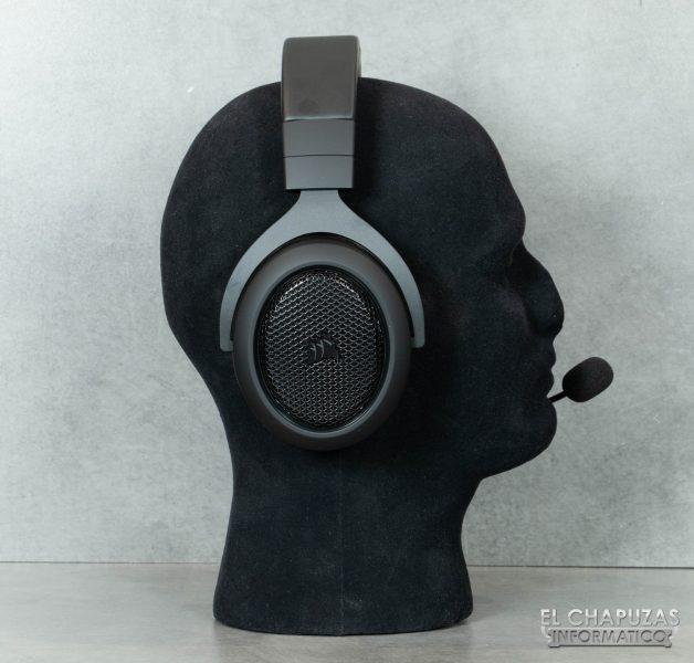 Corsair HS70 Bluetooth - Pruebas 3