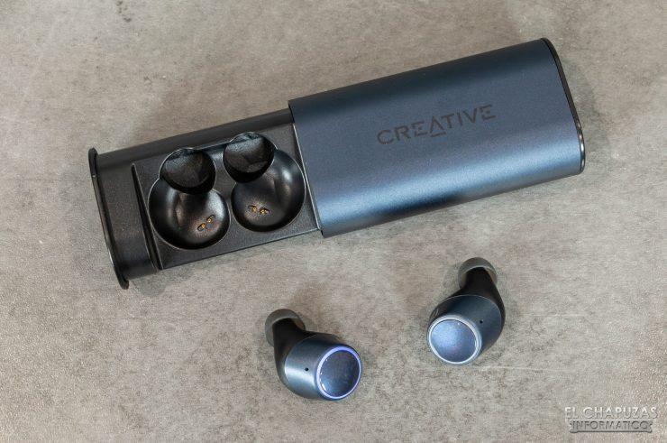 Creative Outlier Air V2 - Funda + cascos