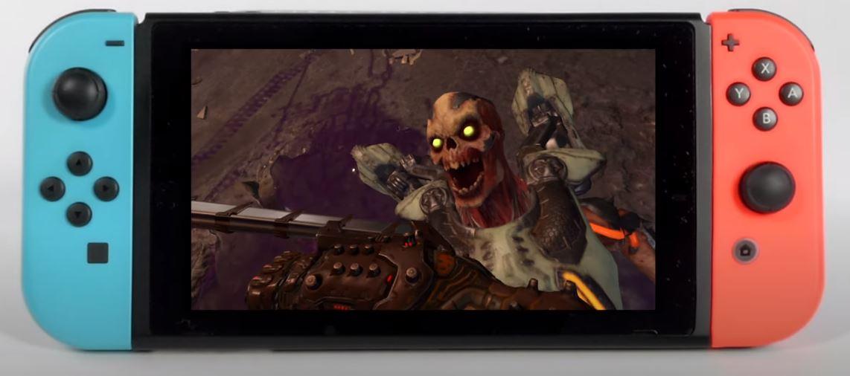 DOOM Eternal en Nintendo Switch 0