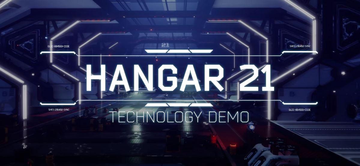 La prueba tecnológica «Hangar 21» de AMD RDNA2 es un vídeo 1080p