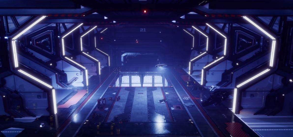 AMD prepara su demo tecnológica enfocada al RayTracing: Hangar 21