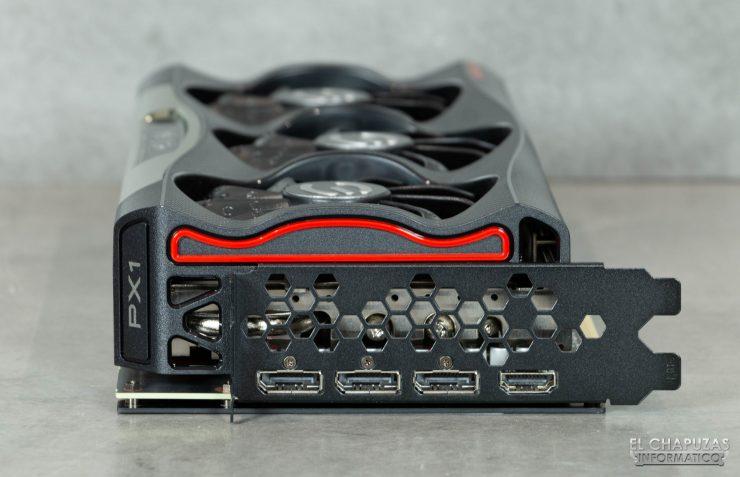 EVGA GeForce RTX 3080 FTW3 Ultra - Conectores