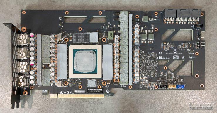 EVGA GeForce RTX 3080 FTW3 Ultra - PCB