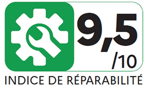 índice de reparabilidad para Francia