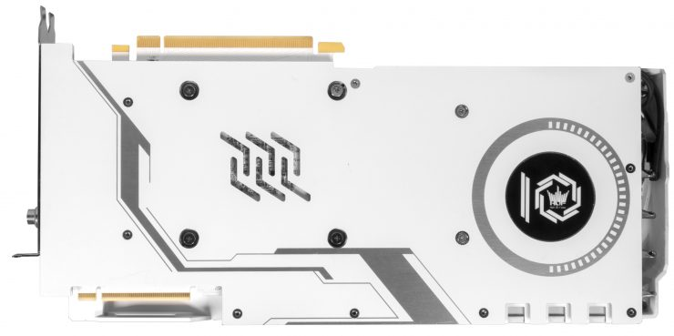 GALAX GeForce RTX 2080 SUPER HOF 10th Anniversary OC Lab Edition
