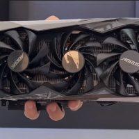 Se filtra un unboxing de la Gigabyte GeForce RTX 3060 Ti AORUS MASTER