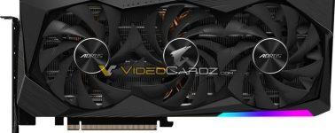 Gigabyte GeForce RTX 3060 Ti AORUS MASTER y GALAX GeForce RTX 3060 Ti EX en imágenes