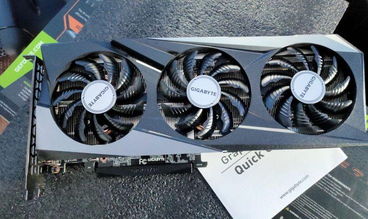 GeForce RTX 3060 Ti Gaming OC