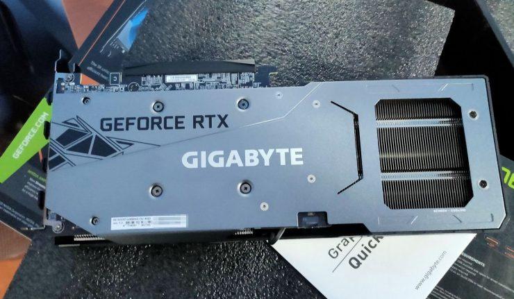 Gigabyte GeForce RTX 3060 Ti Gaming OC